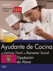 Ayudante de Cocina del Instituto Foral de Bienestar Social. Diputación de Álava. Test