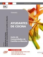 Ayudantes de Cocina. Junta de Comunidades de Castilla-La Mancha.Temario