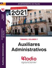 Auxiliar Administrativo del Ayuntamiento de Palma - Ediciones Rodio
