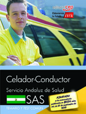 Celador-Conductor Servicio Andaluz de Salud (SAS) - EDITORIAL CEP