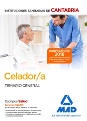Celador/a de las Instituciones Sanitarias de la Comunidad Autónoma de Cantabria - Ed. MAD