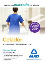 Celador del Servicio Aragonés de Salud - Ed. MAD