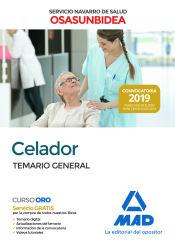 Celador del Servicio Navarro de Salud (Osasunbidea) - Ed. MAD