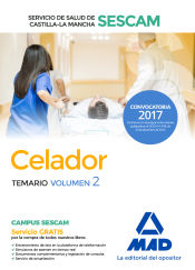 Celador del Servicio de Salud de Castilla-La Mancha (SESCAM). Vol. 2, Temario