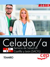 Celador del Servicio de Salud de Castilla y León (SACYL) - Ed. CEP