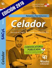 Celador del Servicio de Salud de Castilla y León (SACYL) - Ediciones Rodio