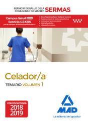 Celador del Servicio de Salud de la Comunidad de Madrid - Ed. MAD