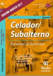 Celador/Subalterno del Servicio Murciano de Salud - Ediciones Rodio S. Coop. And.