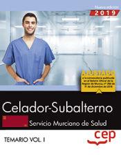 Celador-Subalterno del Servicio Murciano de Salud - EDITORIAL CEP