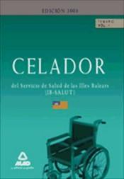 Celadores del IB-SALUT. Temario Volumen II (funciones)