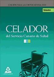 Celadores del Servicio Canario de Salud. Temario