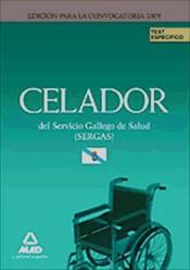 Celadores del Servicio Gallego de Salud (SERGAS). Test de Materias Específicas.