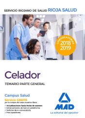 Celador del Servicio Riojano de Salud - Ed. MAD