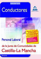 Conductor. Personal Laboral de Castilla la Mancha - Ed. MAD