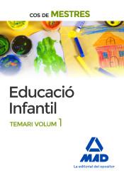 Cos de Mestres Educació Infantil - Ed. MAD