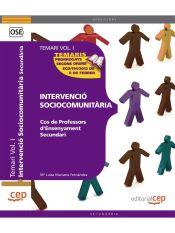 Cos de Professors d Ensenyament Secundari. Intervenció Sociocomunitària - EDITORIAL CEP