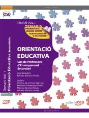Cos de Professors d'Ensenyament Secundari en l'especialitat d'Orientació Educativa - EDITORIAL CEP
