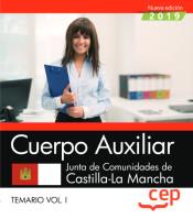Cuerpo Auxiliar Junta de Comunidades de Castilla-La Mancha - EDITORIAL CEP