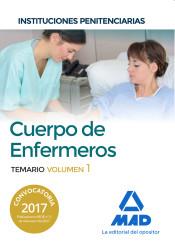 Cuerpo de Enfermeros de Instituciones Penitenciarias - Ed. MAD