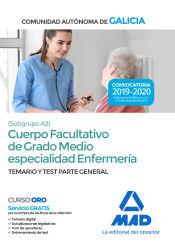 Enfermero de la Comunidad Autónoma de Galicia - Ed. MAD