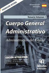 Cuerpo General Administrativo de la Administración del Estado. Promoción Interna - Ediciones Rodio S. Coop. And.