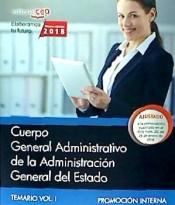 Cuerpo General Administrativo de la Administración General del Estado (Promoción interna) - EDITORIAL CEP
