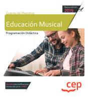 Cuerpo de Maestros. Educación Musical - Ed. CEP