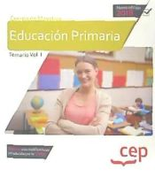 Cuerpo de Maestros. Educación Primaria - EDITORIAL CEP