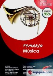 Cuerpo de Maestros, especialidad Música - Ediciones Paraninfo, S.A