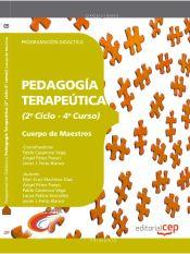 Cuerpo de Maestros. Pedagogía Terapeútica (2º ciclo-4º curso). Programación Didáctica