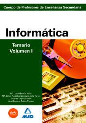 Cuerpo de Profesores de Enseñanza Secundaria. Informática - Ed. MAD