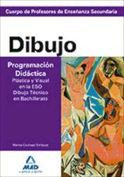 Cuerpo de Profesores de Enseñanza Secundaria. Dibujo - Editorial MAD