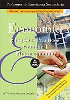 Cuerpo de Profesores de Enseñanza Secundaria. Economía - Ed. MAD