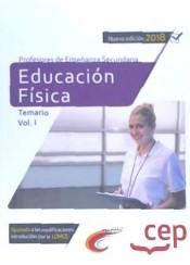 Cuerpo de Profesores de Enseñanza Secundaria. Educación Física - EDITORIAL CEP