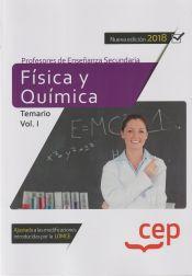 Cuerpo de Profesores de Enseñanza Secundaria. Física y Química - EDITORIAL CEP