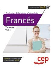 Cuerpo de Profesores de Enseñanza Secundaria. Francés - EDITORIAL CEP