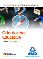 Profesores de Enseñanza Secundaria. Orientación Educativa - Ed. MAD