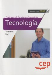 Cuerpo de Profesores de Enseñanza Secundaria. Tecnología - EDITORIAL CEP