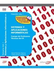 Cuerpo de Profesores Técnicos de F.P. Sistemas y Aplicaciones Informáticas - EDITORIAL CEP