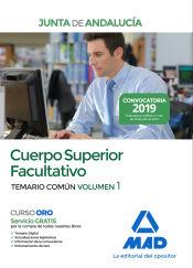 Cuerpos Superiores Facultativos de la Junta de Andalucía - Ed. MAD