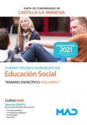 Educadores Sociales de la Junta de Comunidades de Castilla-La Mancha - Ed. MAD