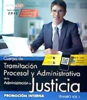 Cuerpo de Tramitación Procesal y Administrativa de la Administración de la Justicia. Promoción interna - EDITORIAL CEP