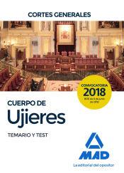 Ujieres de las Cortes Generales - Ed. MAD