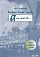 Auxiliar administrativo de Ayuntamientos - Ed. Adams