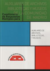 Auxiliar de Archivo - Estudios de Técnicas Documentales. ETD