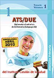 Diplomado/a sanitario/a de enfermería de atención primaria (Subgrupo A2) del Instituto Catalán de la Salud - Ed. MAD