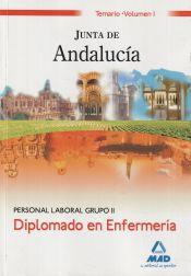 Diplomado en Enfermería de la Junta de Andalucía. Personal Laboral Grupo II - Ed. MAD