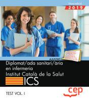 Diplomat/ada sanitari/tària d'infermeria (subgrup A2) de L'Institut Català de la Salut - EDITORIAL CEP