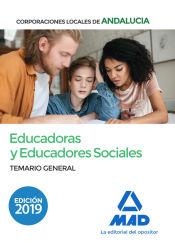 Educadoras y Educadores Sociales de Corporaciones Locales de Andalucía - Ed. MAD