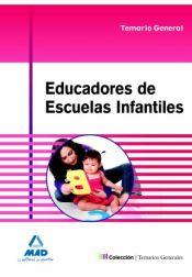 Educadores de Escuelas Infantiles. Editorial MAD
